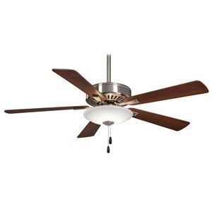 MF656LBNDW Contractor Uni-Pack Large Fan (52'' to 59'') Ceiling Fan - Brushed Nickel
