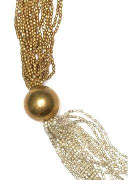 BORRO Gold Necklace