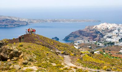 Greek Island Hopper - Hiking the Cyclades Islands with REI Adventures   Travel with REI