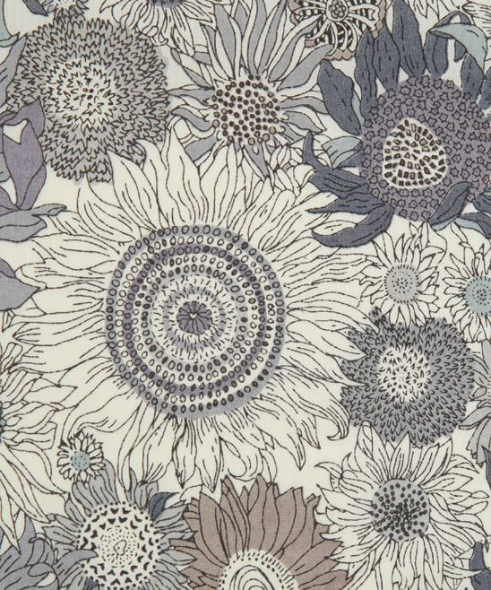 #Liberty Small Susanna F Tana Lawn from the Liberty Art Fabrics collection