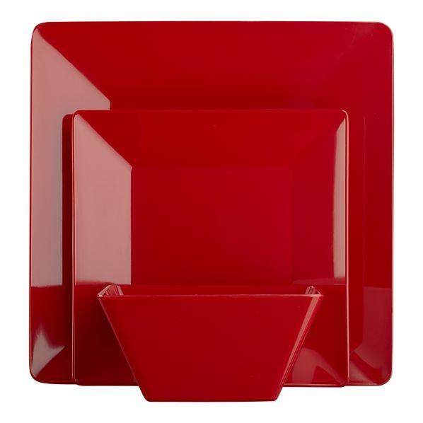 Artists u0026 Designers. Red DinnerwareColor ...  sc 1 st  Pinterest & 18 best Everything RED SQUARE images on Pinterest | Squares Color ...