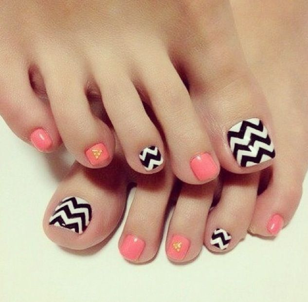 33 best images about pretty pedicures on pinterest for 33 fingers salon