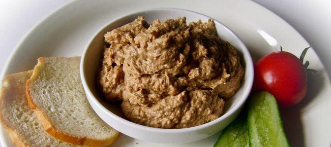 Паштет говяжий  ==========================   Как приготовить дома мясной паштет из говядины или телятины. Варианты приготовления и способы подачи.