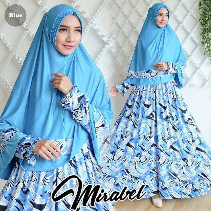 Produk Terbaru: Baju Gamis Cantik Murah Mirabel Syar'i - http://www.bajugamisku.com/baju-gamis-cantik-murah-mirabel-syari