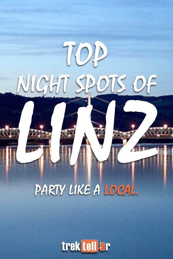Top Night Spots in Linz
