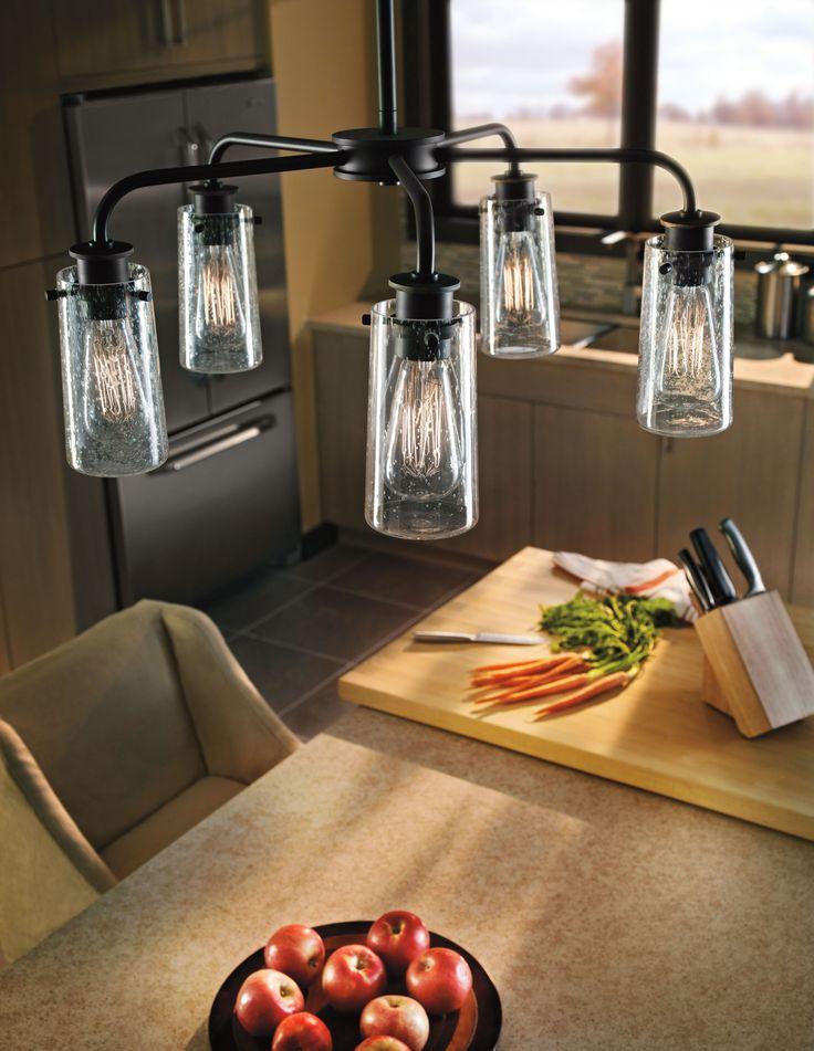 43058 Brealyn Industrial Kitchen.  Lighting available at TexasBrightIdeas.com