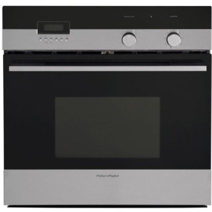 "Fisher Paykel OB24SDPX4 24"" Stainless Steel Electric Single Wall Oven, 2016 Amazon Top Rated Wall Ovens  #Appliances"