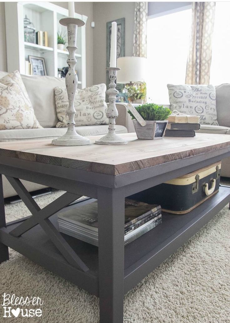 Can do this with existing table by painting it Need one of those sponge looking sand paper