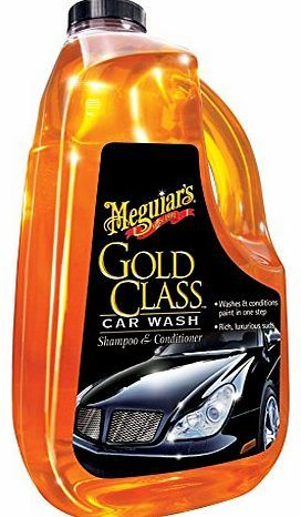 Meguiars Car Care Products Meguiars Gold Class Car Wash and Conditioner No description (Barcode EAN = 0070382171643). http://www.comparestoreprices.co.uk/car-parts/meguiars-car-care-products-meguiars-gold-class-car-wash-and-conditioner.asp