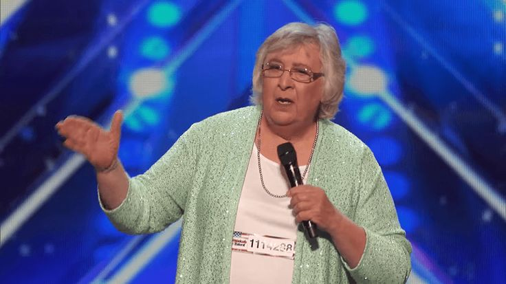 Transgender comedian Julia Scotti stole the show on America's Got Talent 2016 on Tuesday, June 21, 2016!