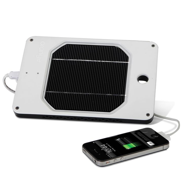 Portable Solar Charger..charges any smartphone, e-reader, camera, and iPad