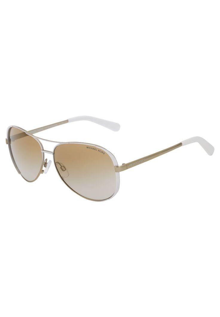 Michael Kors Sonnenbrille white Premium bei Zalando.de | Premium jetzt versandkostenfrei bei Zalando.de bestellen!