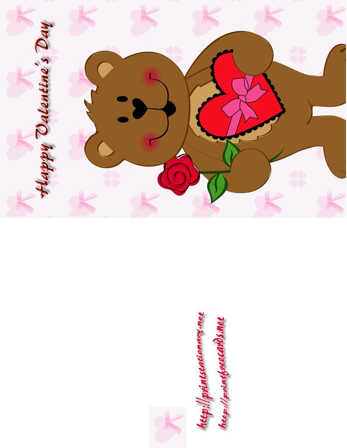 Best 20 Printable Valentines Day Cards ideas – Free Print Valentine Cards