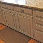 cream colored kitchen cabinets photos