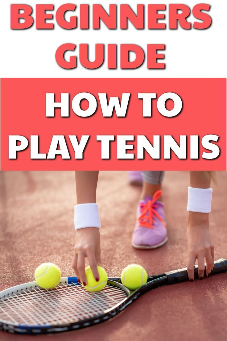 Are You A Beginner Tennis Player This Complete Tennis Guide Will Help You Learn Tennis Rules Tennis Scoring Beginner Tennis Play Tennis How To Play Tennis