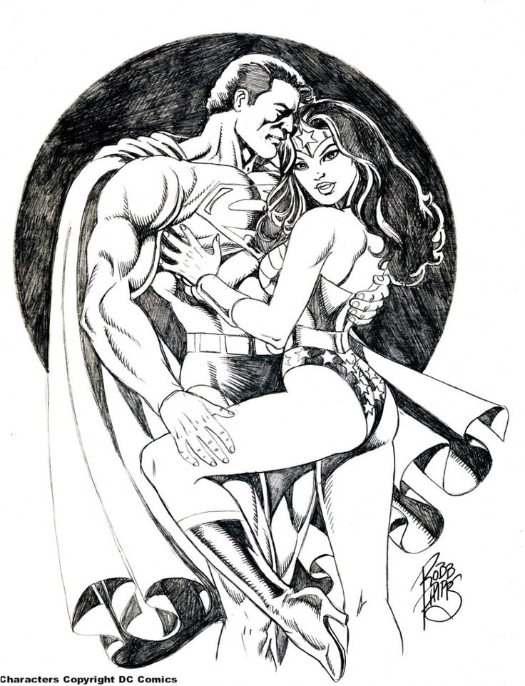 111 Best Superman And Wonder Woman Romance Images On -3876