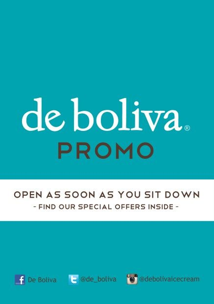 Check our in-store promotions at www.deboliva.com . Just click it before yo go. #bolivapromo #deboliva #instaboliva #cafe #lowfat #icecream #surabaya