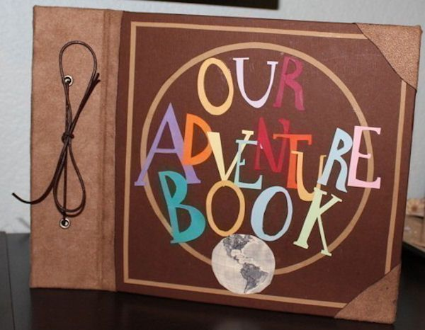 The perfect scrapbook for any home
