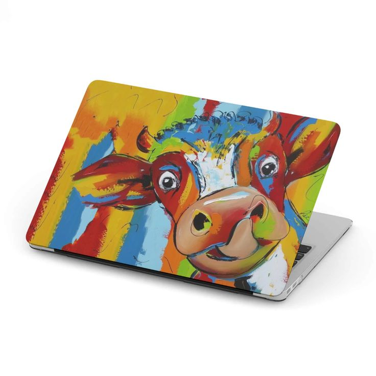MacBook Case for Cow Lovers 13
