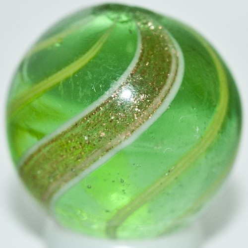 Green Glass Marble : Best images about antique marbles on pinterest