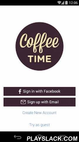 Mr. Coffee Time  Android App - playslack.com , What time is it? It's Coffee Time! Come join us with a fresh brewed cup of coffee during your Coffee Time today. You'll be able to get our latest coupons, join our rewards program, and even stay up-to-date with the latest news and happenings in our store. Coupons - You'll get a load of coupons you can use in store, just for downloading the app! We'll be regularly sharing our latest coupons with you, our app users, first. We'll even be sure to…