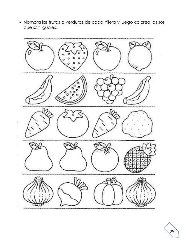 hojas de diferencias para colorear - Buscar con Google