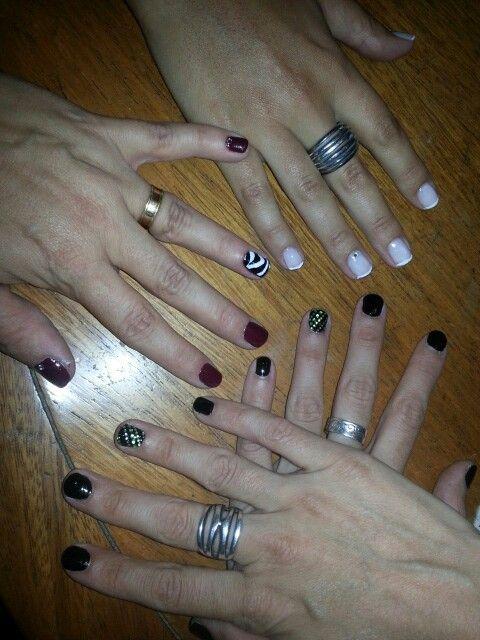 Reunion de uñas!!!