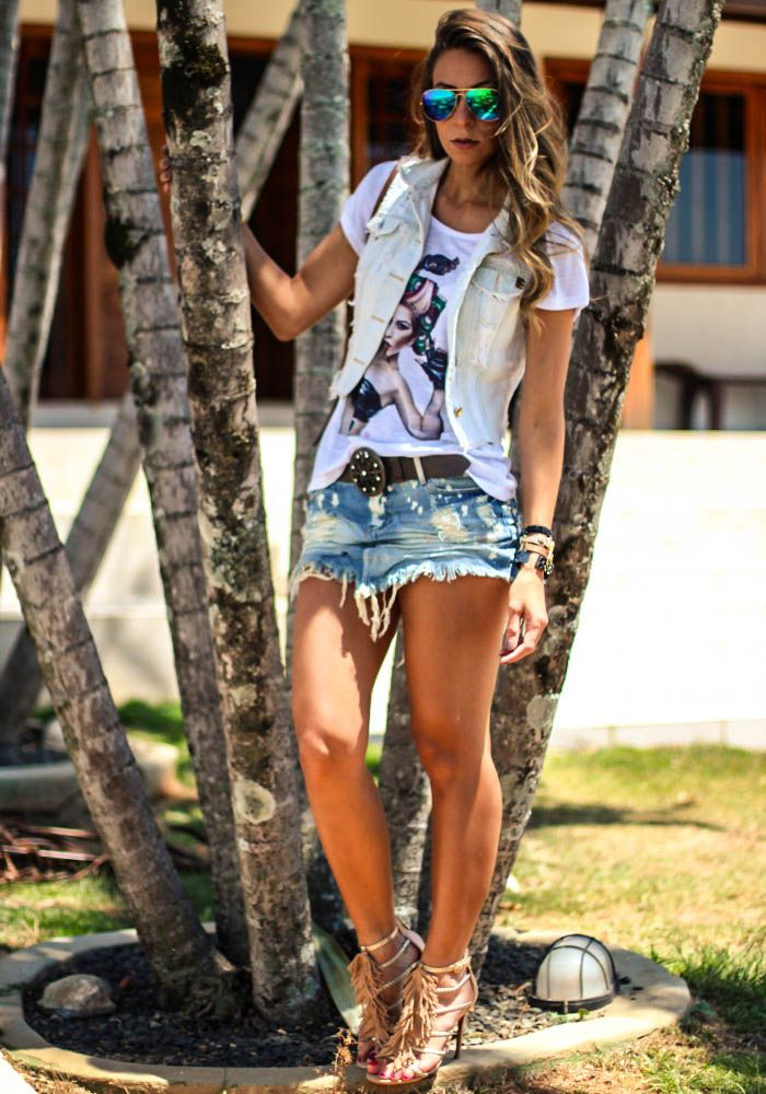 Look Jeans Degrant Rio