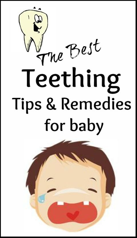 The best Baby Teething Tips and Remedies. These t ...