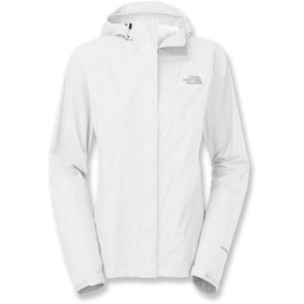 The North Face Venture Rain Jacket - White