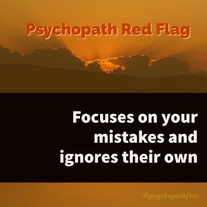 """Book on tape 'Psychopath Free by Jackson Mackenzie"""" I can honestly say that I did not understand the overlaps of behavior of a Narcissist Psychopath Red Flag, by Narcissist Abuse Support [TracyAMalone] #Narcissist #NarcissisticAbuse #Abuse #SexualAbuse #PTSD #RelationshipAdvice #Codependency #MalignantNarcissism #Forgiveness #RedFlags #SelfEsteem #SelfLove #BeAsurTHRIVER"""