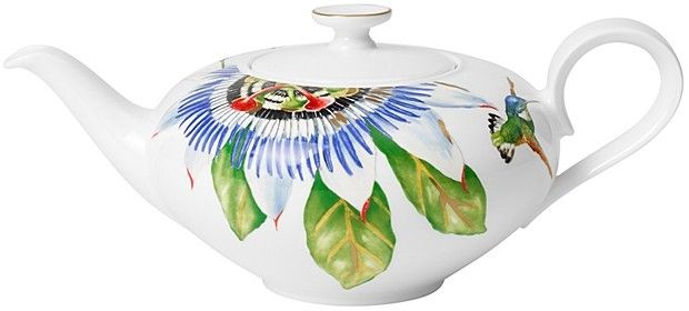 Villeroy & Boch Amazonia Anmut Teapot – Bloomingdale's Exclusive
