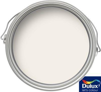 Dulux Jasmine White - Matt Emulsion Paint - 5L