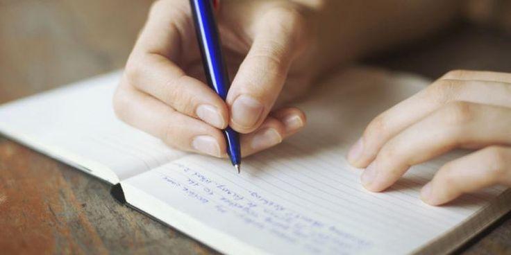 Baca Kepribadian Anda Melalui Tulisan Tangan - Kompas.com