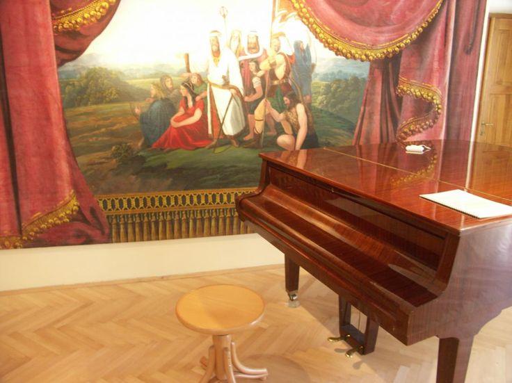 Jabkenice, Bedrich Smetana 's piano