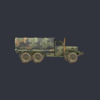 VEHICLE_Army Troop Truck.obj PC / Computer - Transformers Universe - Army Troop…
