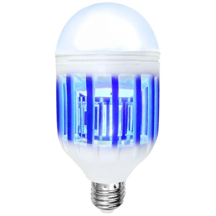 Light Bulb Mosquito Zapper