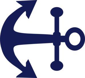 Anchor clip art - vector clip art online, royalty free & public domain