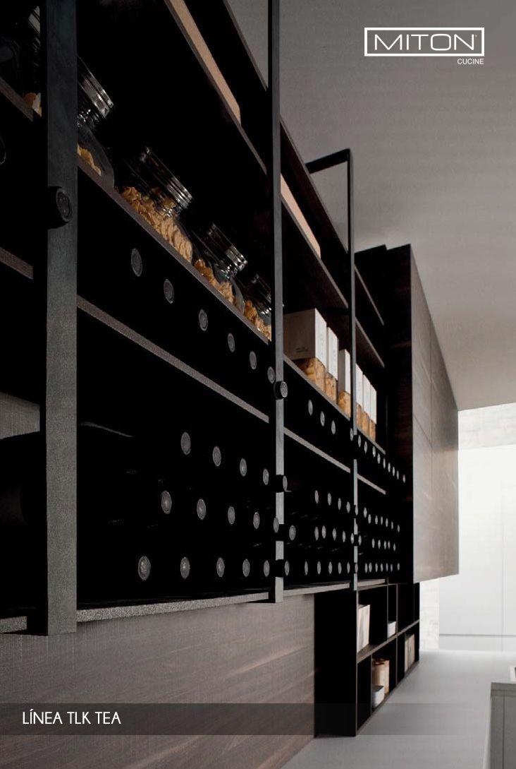 En #TopKitchen creamos espacios pensados para todo lo que tú necesitas. Por ejemplo, para guardar esos vinos que queremos conservar y tener a la mano para compartir