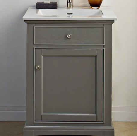 Fairmont Designs Smithfield Cabinet Powder Room Pinterest Gray Vanity Powder And Design
