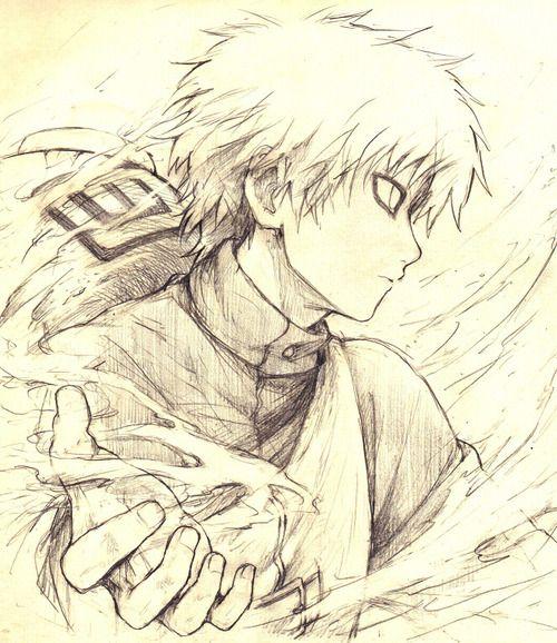 Sabaku no Gaara, uno de los mejores personajes de Naruto