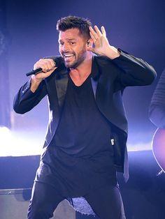 Ricky Martin Photos - World Music Awards Ceremony - Zimbio