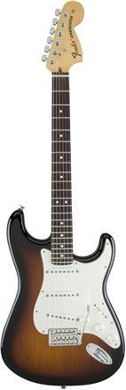 American Special Stratocaster® - 2-Color Sunburst