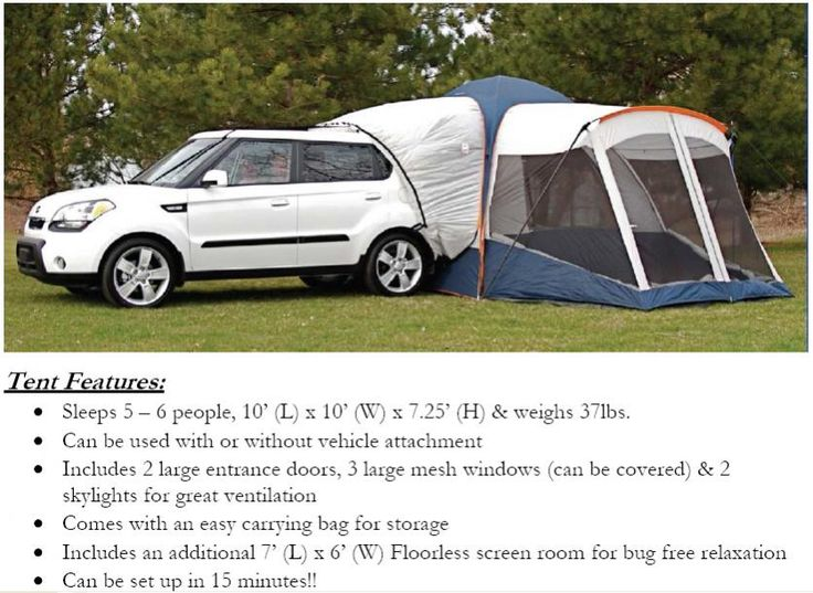 7 Best Kia Soul Camping Images On Pinterest Camping