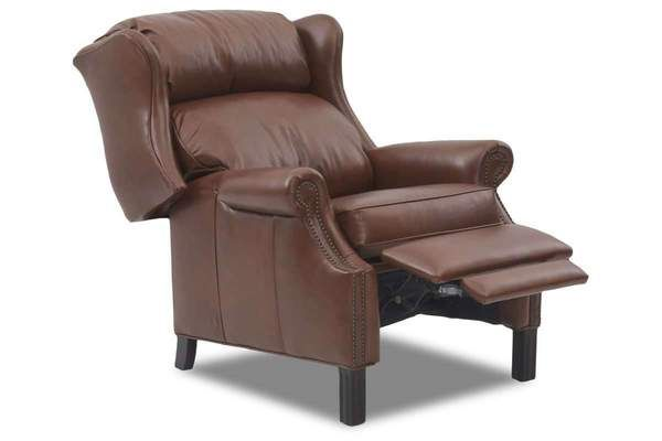 Chairs And Recliner Gerald Quick Ship Bustle Wing Back Reclining