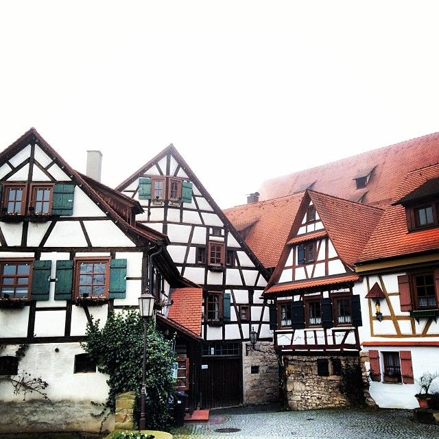 Rottenburg am Neckar in Germany
