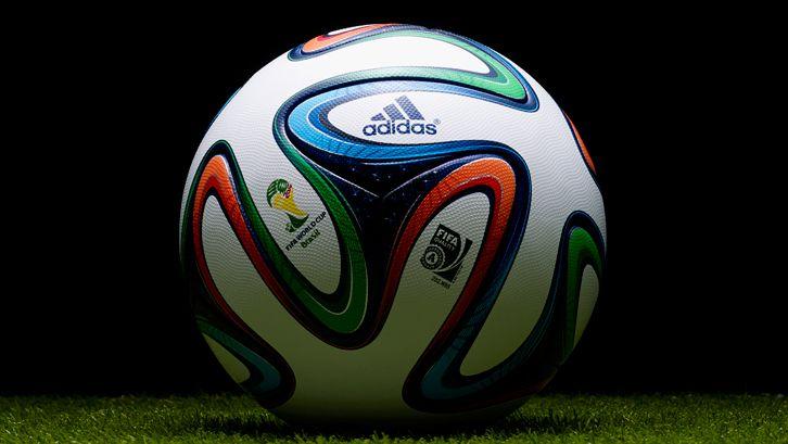 Win: adidas Brazuca Official Match Ball – FIFA WM Brasilien 2014™