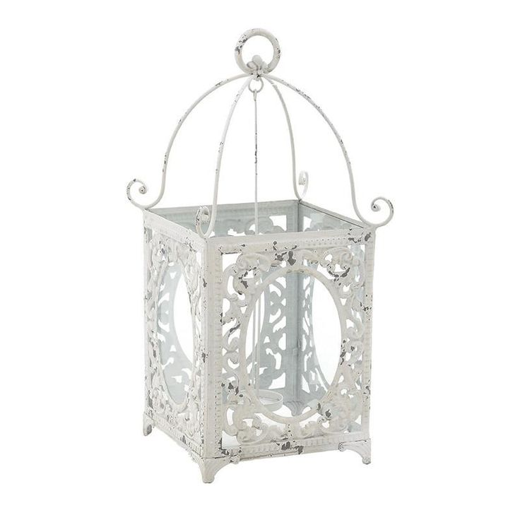 Metallic Lantern - Lanterns - DECORATIONS - inart