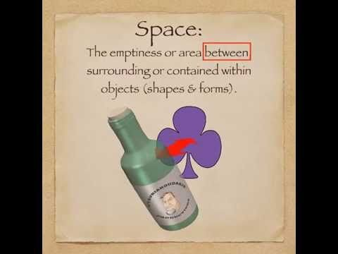 Best 25 elements of art definition ideas on pinterest for Space definition in architecture