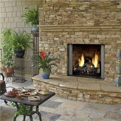 17 Best Images About Outdoor Gas Fireplaces On Pinterest
